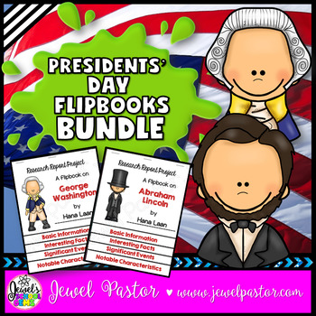 Presidents Day Activities BUNDLE (Washington and Lincoln R