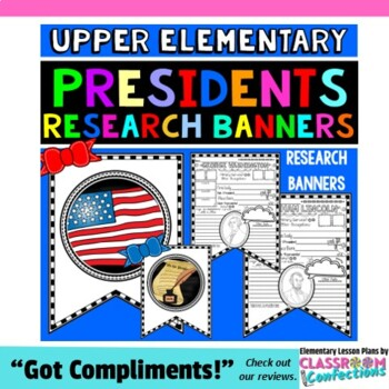 Presidents Research Project: Presidents Report