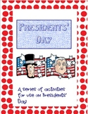 Presidents Day Activity Pack