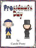 Presidents' Day Book