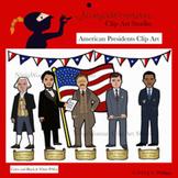 Presidents' Day Clip Art