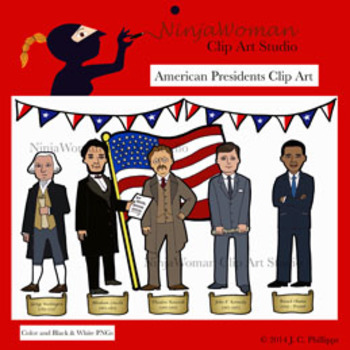Presidents' Day Clip Art