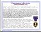 Presidents Day / Washington's Birthday Idea Catcher and In