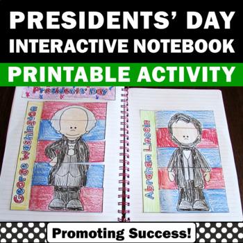 US Presidents Day Activities Washington & Lincoln Interact
