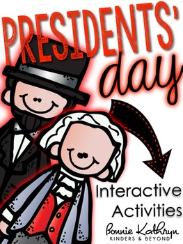 Presidents' Day Lap Book
