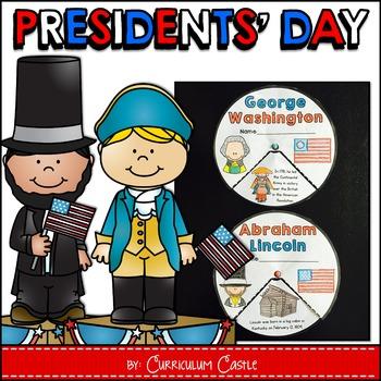 Presidents' Day Mini Unit