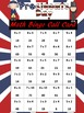 Presidents' Day Multiplication BINGO