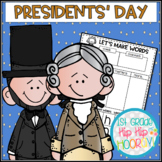 Presidents' Day for the Primary Child...Informational Text