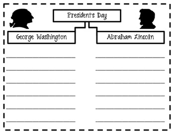 President's Day Tree Map