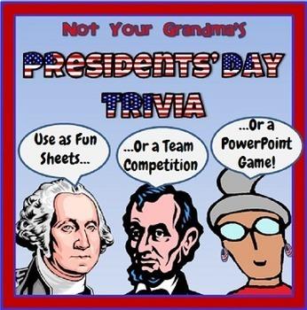 Presidents' Day Trivia