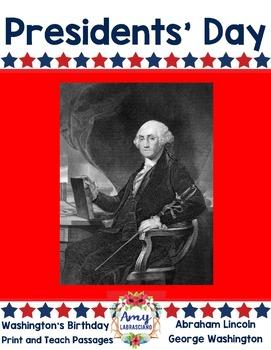 George Washington and Abraham Lincoln Biography