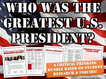 Famous Presidents - Who was the greatest US President? (Cr