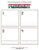 Presidents Day Write and Draw Activity
