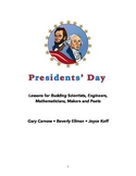 Presidents' Day for Budding Poets and STEM Learners
