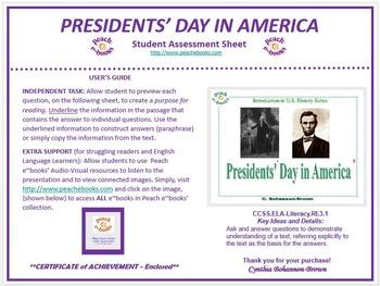 Presidents' Day in America