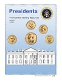 Presidents Lesson 2 - Adams
