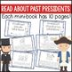 Close Reading Presidents Mini-Book