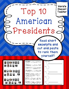 President's: Top 10, You Decide!