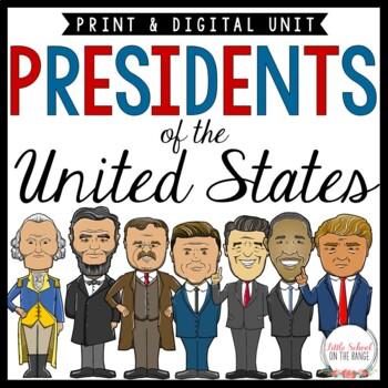 Presidents Unit - President's Day