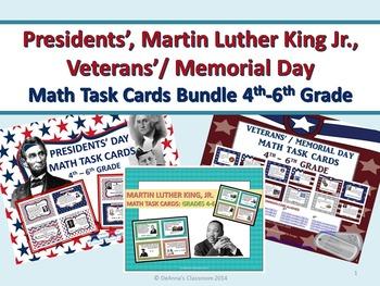 Presidents',Veterans'/Memorial,Martin Luther King Jr : Mat