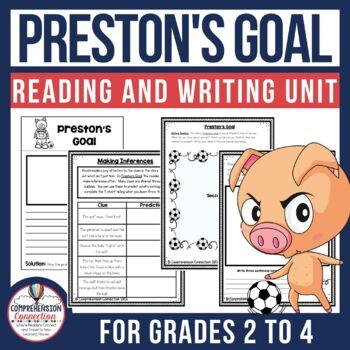 Preston's Goal! by Colin McNaughton spring