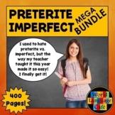 Preterite vs. Imperfect Lesson Plans, Games, Videos, Songs