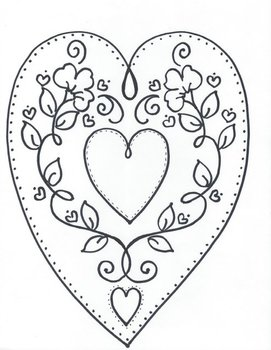 Pretty Valentine Heart