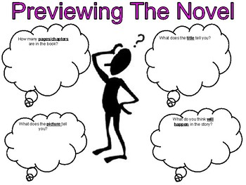 Previewing a Novel