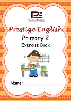 English Exercise Book – Primary 2 (ages 7+) (Vocabulary, G
