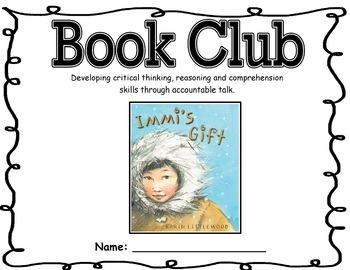 Primary Book Club Report Booklet- Reading Strategies for P