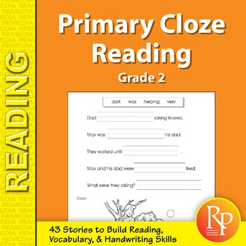 Primary Cloze Reading (Grade 2)
