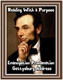 Primary Documents: Emancipation Proclamation and Gettysbur