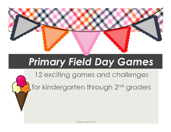 Primary Field Day Games