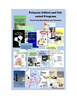 Primary GATE Gifted and Talented Program for the Year -- 4