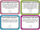 Editable Primary Math Word Problems Task Cards & Cooperati