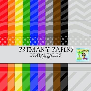 Primary Pack Digital Papers