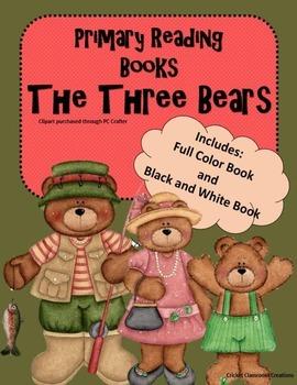 Primary Reading - The Three Bears
