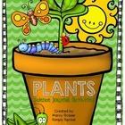 Primary Science journal activities: Plants