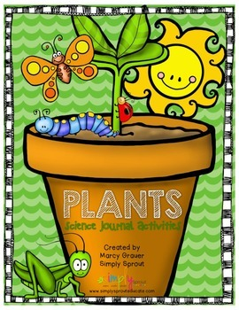 Primary Science journal activities: Plants