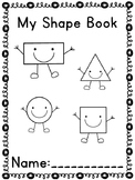 Primary Shape Book