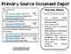Primary Source Document Depot: Canada