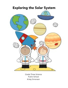 Primary Stars and Planets Unit