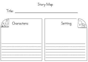 Comprehension Strategy - Primary Story Map