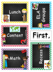 Primary Visual Schedule