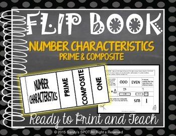 FLIP BOOK Prime Composite Virginia SOL 5.3