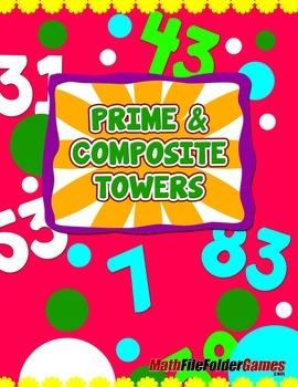 Prime & Composite Game