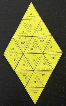 Prime Factorization (Puzzle)