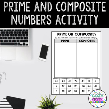Prime and Composite Numbers Sort