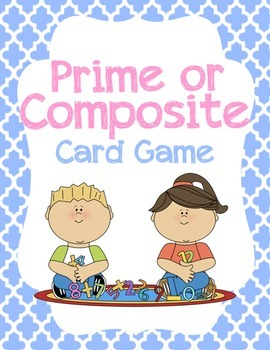 Prime or Composite Game