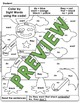 Primer: Color by Sight Word Sentences - 004